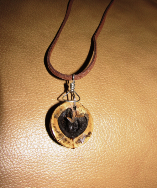 Nuts about You Pendant Necklace