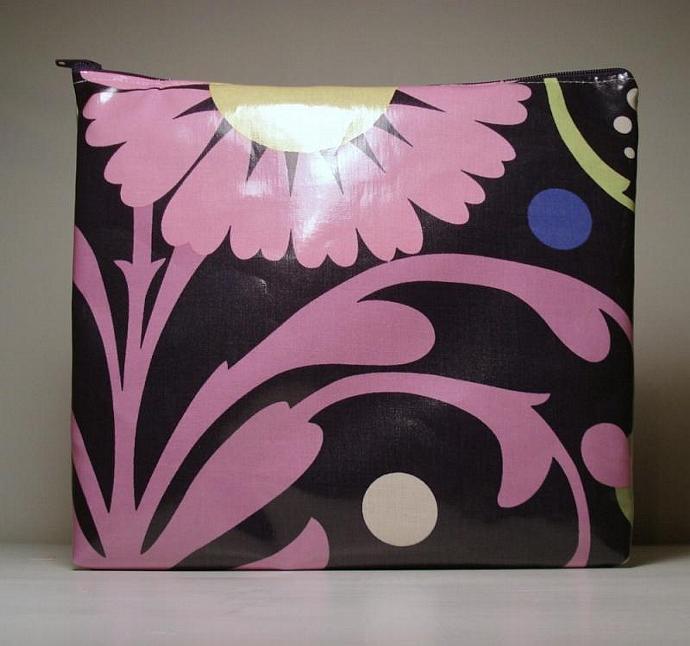 NO-MESS bag - flowers