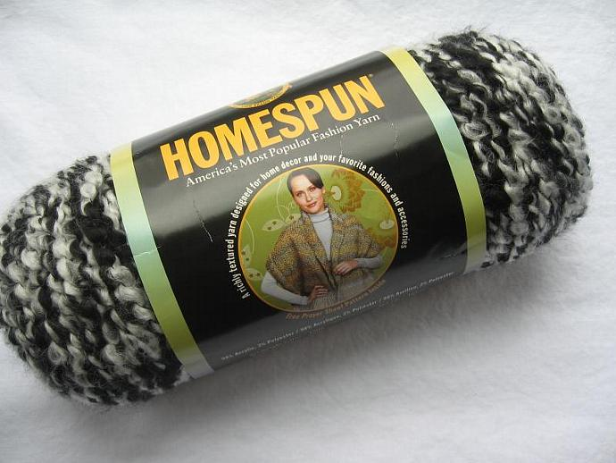 Homespun Yarn - Metropolis PIF