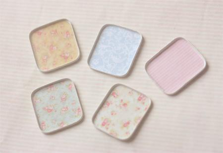 Dollhouse Miniature 1/12 Scale Shabby Chic Kitchen Tray
