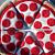 felt food whole pizza