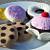 felt food sweet treats- duoghnut, cookies, cupcake
