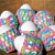 Easter Egg Cozies-Instant Colored Eggs-Set of 3
