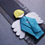 Bookmark with Origami Paper Doll - Dillon