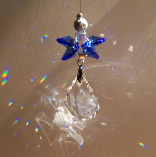 Sun Catcher - September Birthstone Angel