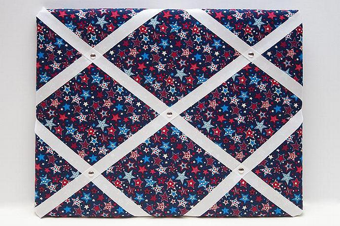 Memo Board Stars and Stripes