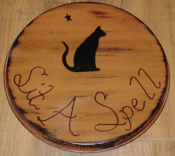 Primitive Witch Stovetop Burner Covers Sleepyhollowprims
