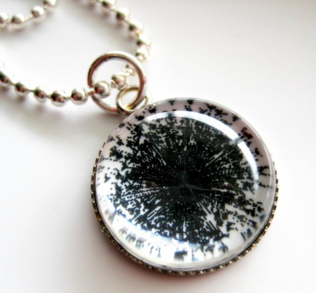 Dandelion - A Little Bubble Pendant