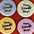 Homeschoolers Buttons - Set of 4