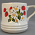 Sheffield Strawberries 'n Cream Mug - 1980s