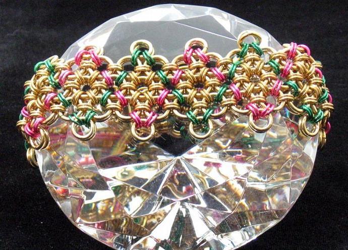 Bridgit Chainmaille Bracelet
