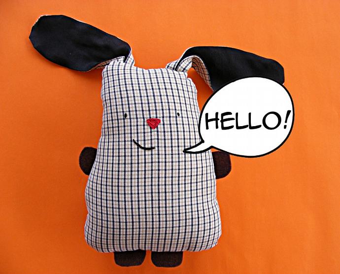 Shiny Happy Bunny #23
