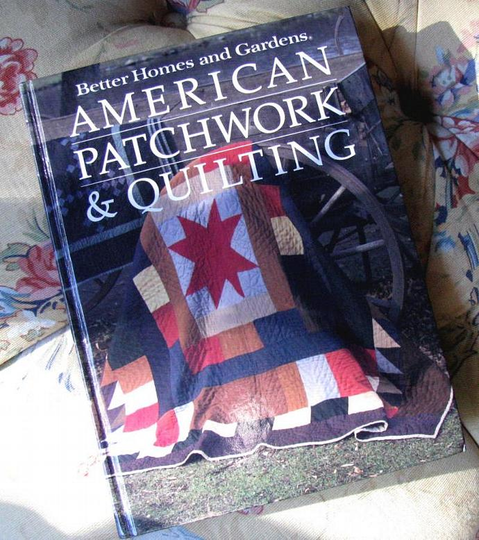 Better Homes and Garden American Patchwork and Quilting 1985 Vintage Crafting