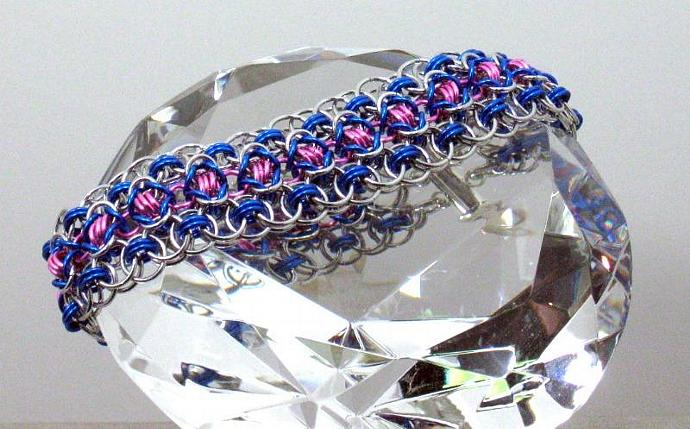 Oh Baby! Chainmaille Bracelet