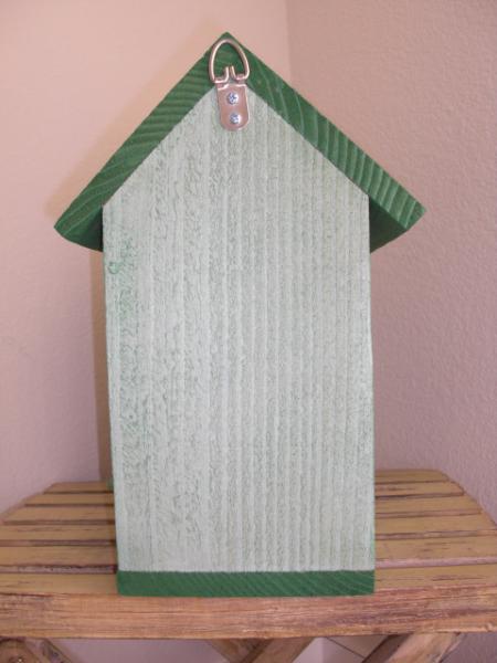 Birdhouse -  Lucky Four Leaf Clover