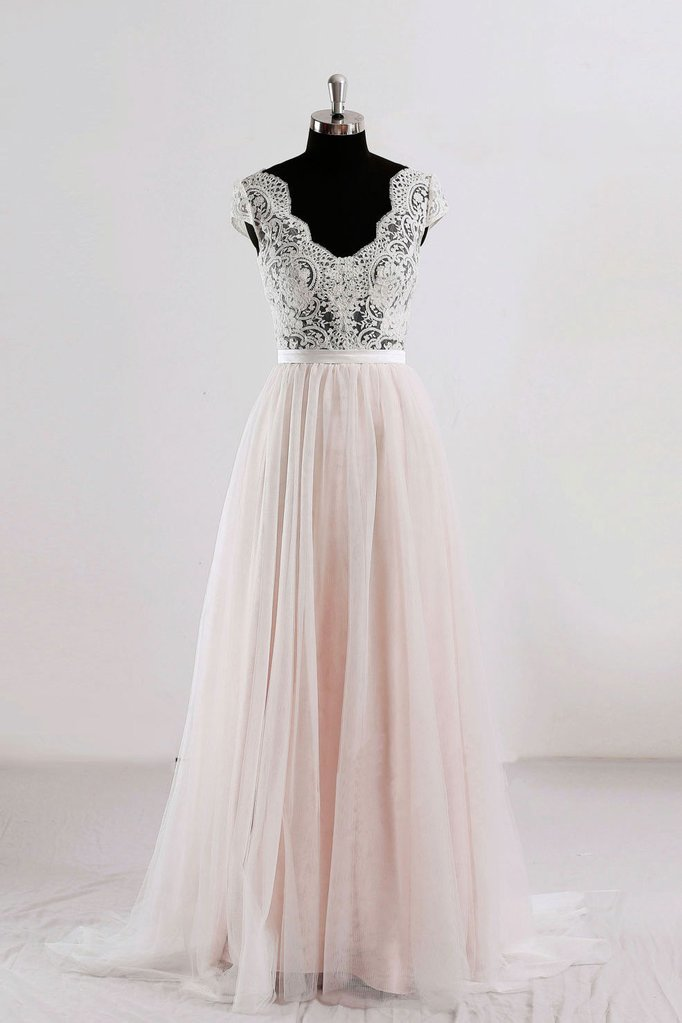 A Line Prom Dresses 2018 87