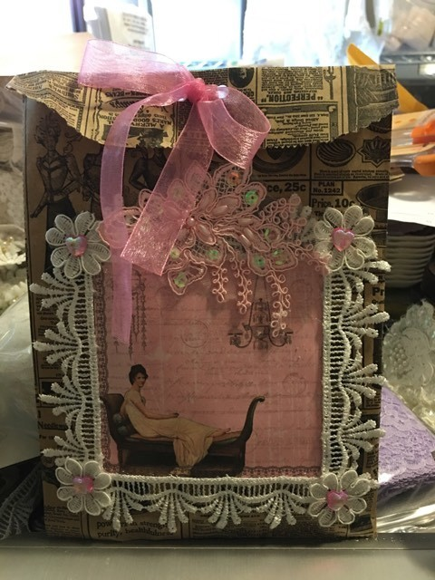 October 2017 Alteration Kit A (see ALL pictures of kit)