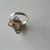 4ct Smoky topaz Ring, size 8, Commitment Ring, Proposal Ring, Holiday Gift Idea,