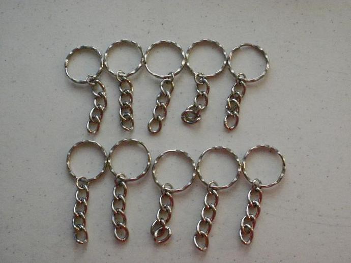 Key Chain Hardware - 10