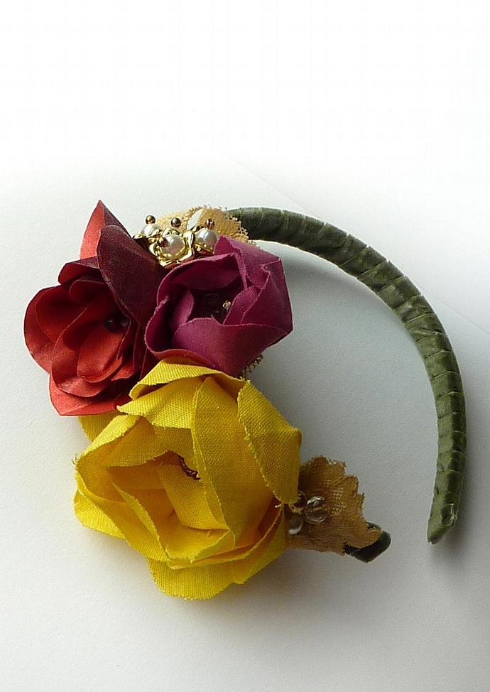 Spring Bloom Headband