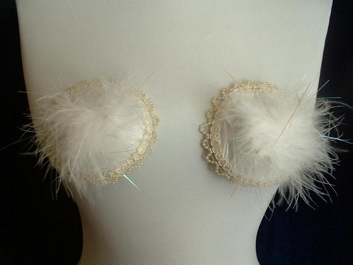 Feather Puff Pasties