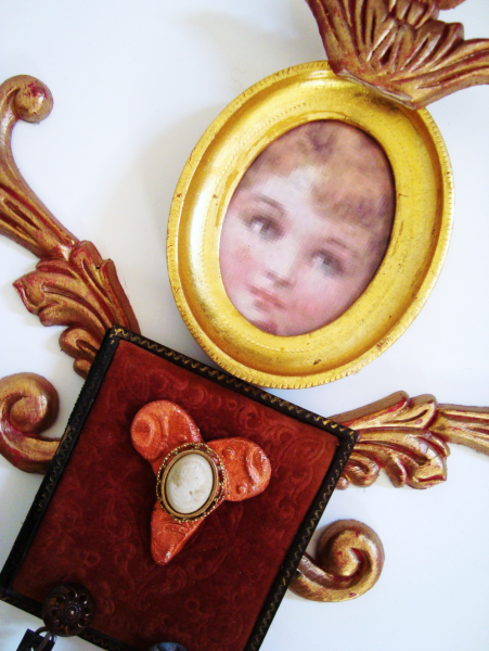 Lola Annabelle Rose  Assemblage