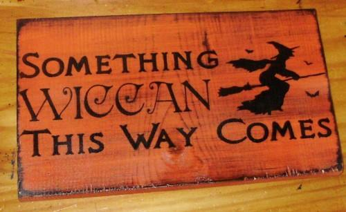 Primitive witch witches Wiccan Primitive Halloween Decorations Witchcraft