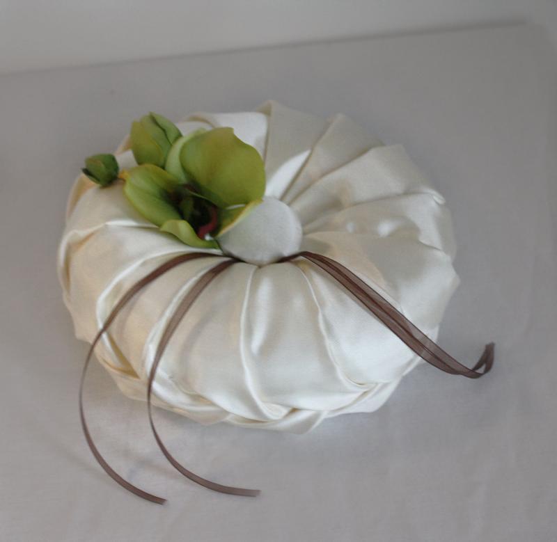 Canadian Inspired Home Decor Canada Pillow Via Etsy: Handmade Ring Bearer Pillow Round Smocked By MillsDesignCo