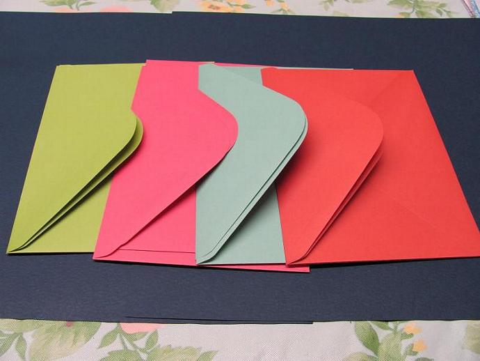 Bandanna Stationary Blank Card Set