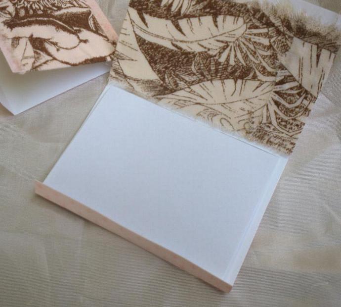 Jungle safari matchbook sticky note - set of 10