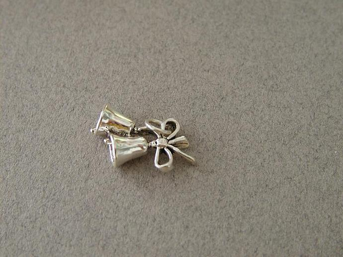 Wedding Bell SS Charm