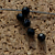 Black Chinese Crystal Ball Beads 9-2143