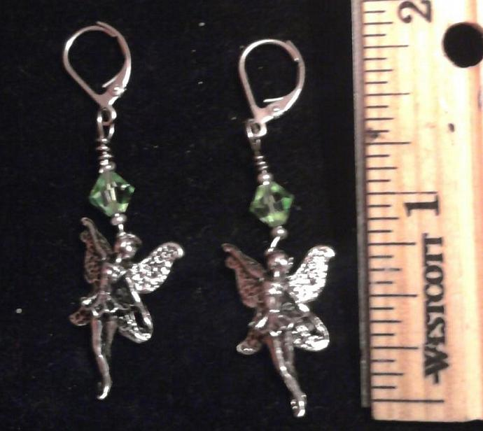 Angelversary Swarovski crystal dragonfly gold tone bookmark by birth month