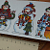 Adorable Snowmen Ceramic Waterslide Decals D10-33