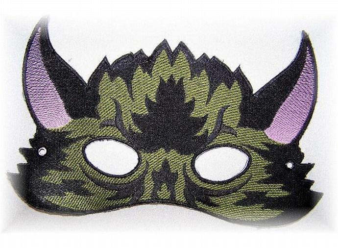 Werewolf Adult Halloween  Mask