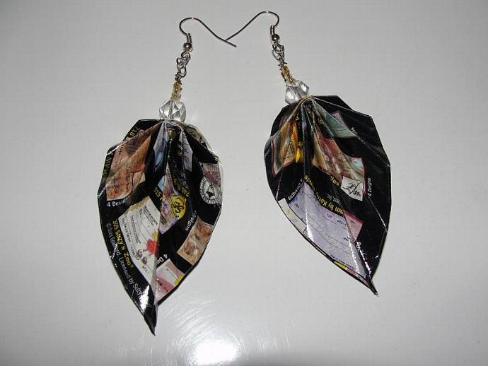 Checks Junkmail Jewels Earrings