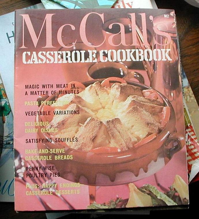 McCall's Casserole Cookbook/ 1981
