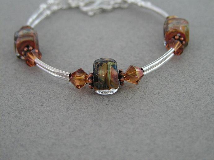 Harvest Colors  Bracelet