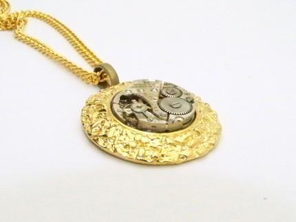Beautiful Steampunk Necklace