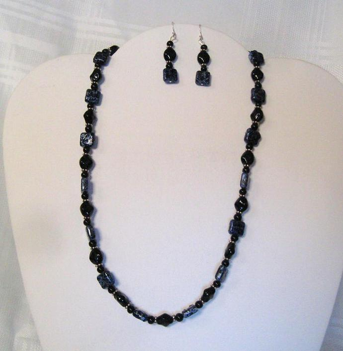 Midnight Jewelry Set #2