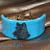 Scottish Terrier Ponytail Barrette (Y940)