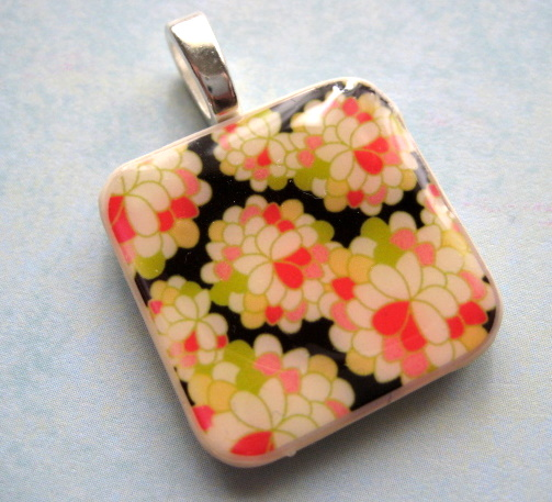 Bursting Blossoms Pendant