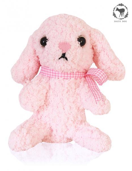 Pink Bunny Rabbit - Super Soft (Crochet Soft Toy)