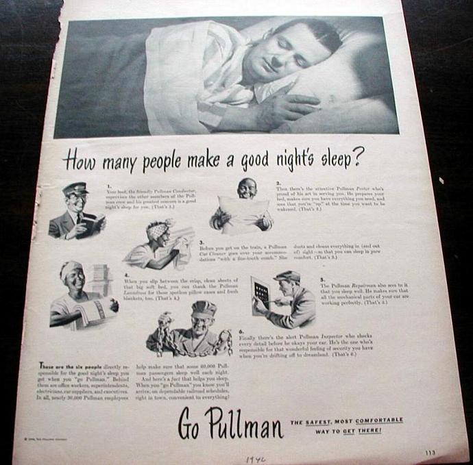 1946 Life Magazine Ad-Pullman