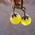 Lemony Margarita Drop Earrings