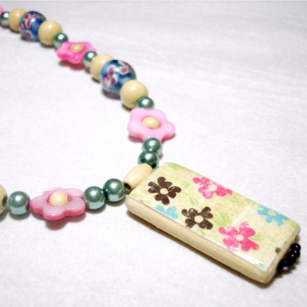 Floral Paradise Necklace