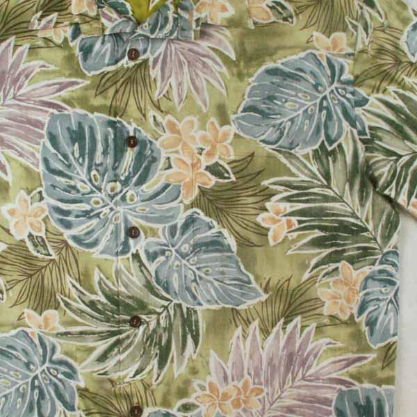 Hawaiian Floral Aloha Shirt - Sizes S, M