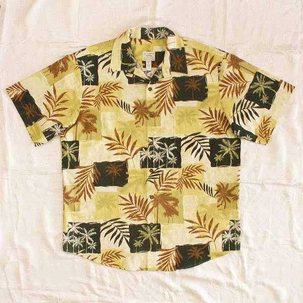 Palms & Ferns Shirt - Size Medium