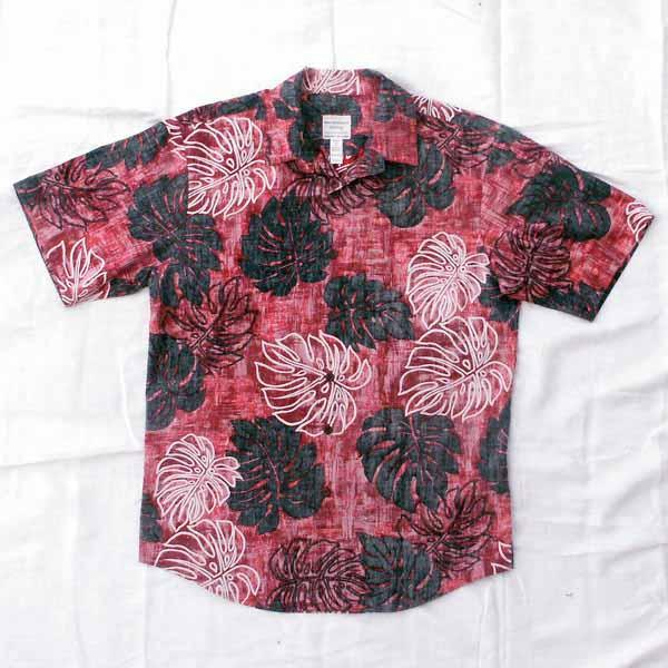 Monstera Aloha Shirt - Size M, L