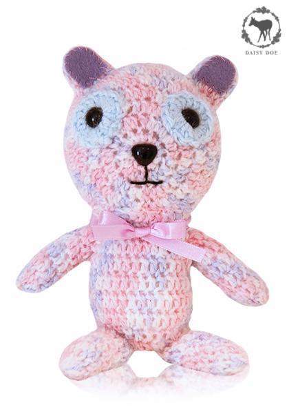Teddy Bear (Crochet Soft Toy)